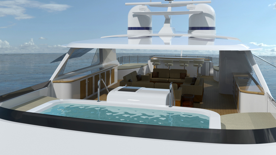 Personal or Private 50 Meter Luxury Explorer Yacht